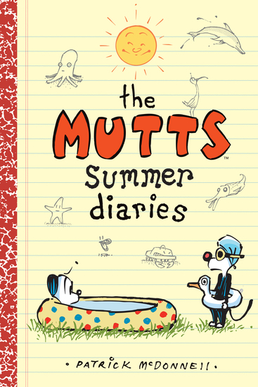 The Mutts Summer Diaries - cover