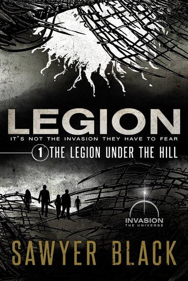 The Legion Under the Hill - cover