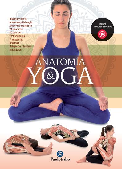 Anatomía & Yoga (Color) - cover