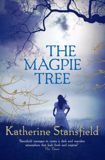 The Magpie Tree - cover