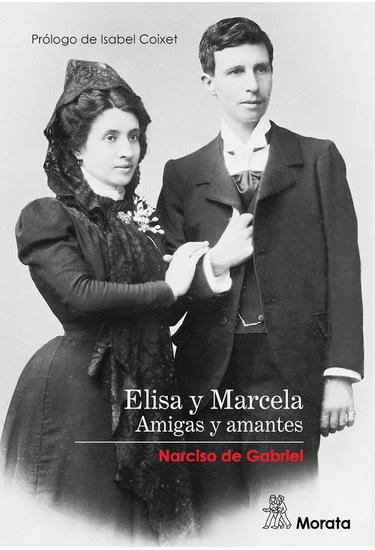 Elisa y Marcela - Amigas y amantes - cover