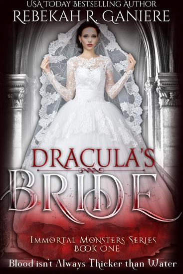 Dracula's Bride - Immortal Monsters #1 - cover