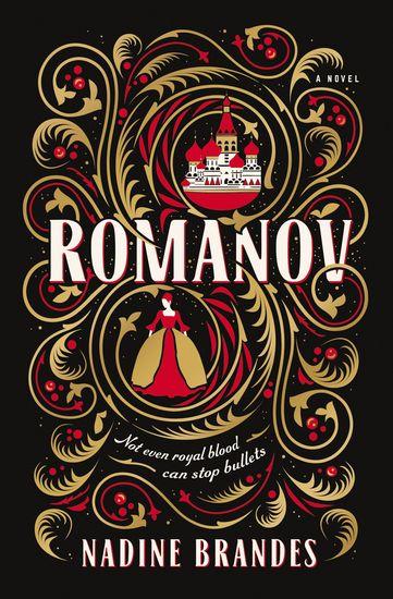 Romanov - cover