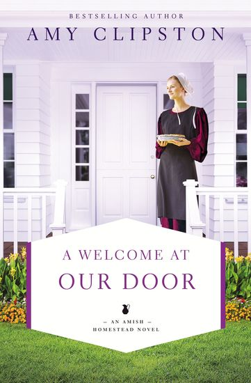 A Welcome at Our Door - cover