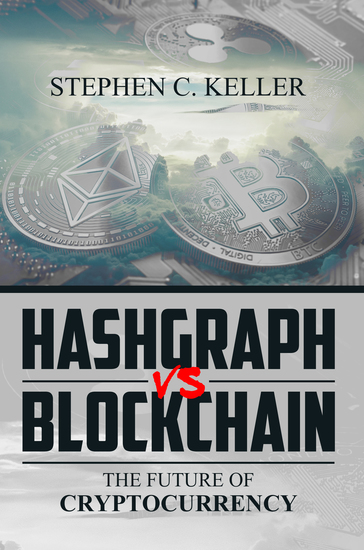 Hashgraph VS Blockchain - The Future of Cryptocurrency - cover