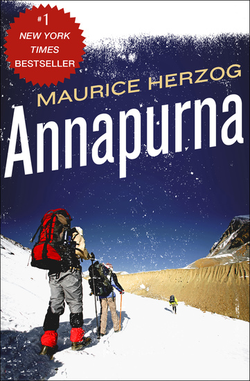 Annapurna - The First Conquest of an 8000-Meter Peak - cover