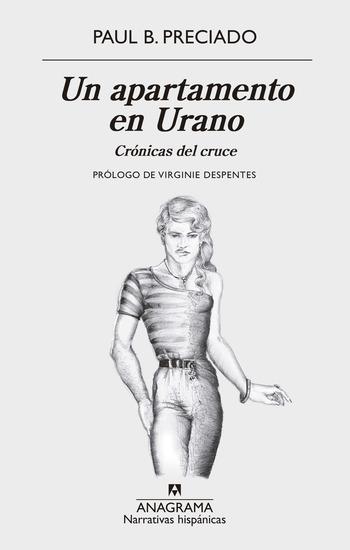 Un apartamento en Urano - Crónicas del cruce - cover
