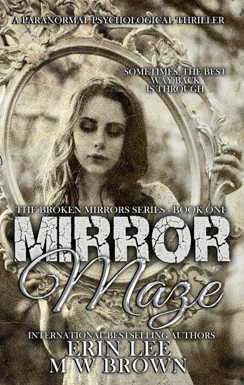 Mirror Maze - The Broken Mirrors Series #1 - cover