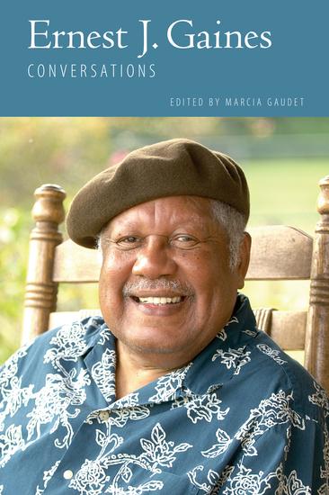 Ernest J Gaines - Conversations - cover