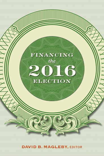Financing the 2016 Election - cover