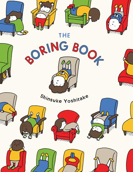 The Boring Book - cover