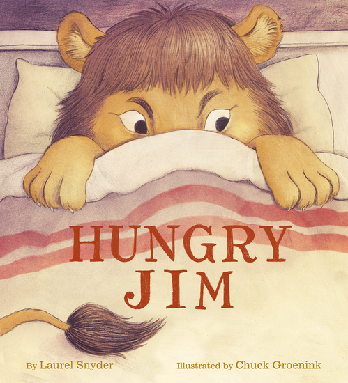 Hungry Jim - cover