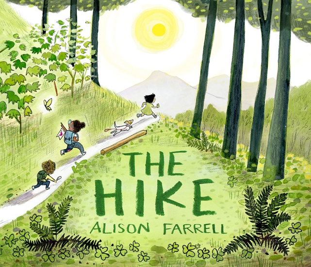 The Hike - cover