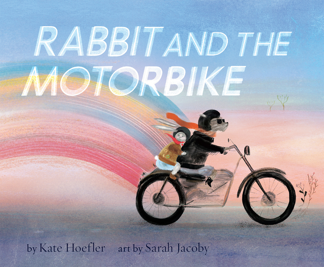 Rabbit and the Motorbike - cover