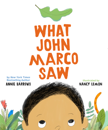 What John Marco Saw - cover