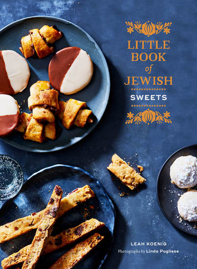 Little Book of Jewish Sweets - cover