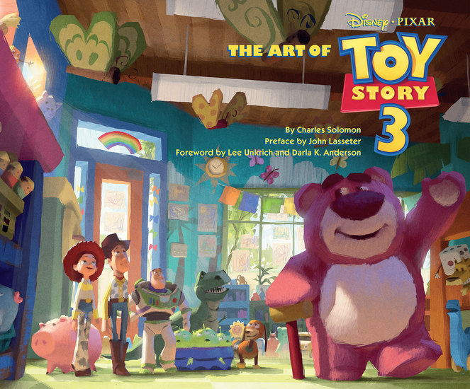The Art of Toy Story 3 - cover