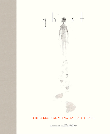 Ghost - Thirteen Haunting Tales to Tell - cover