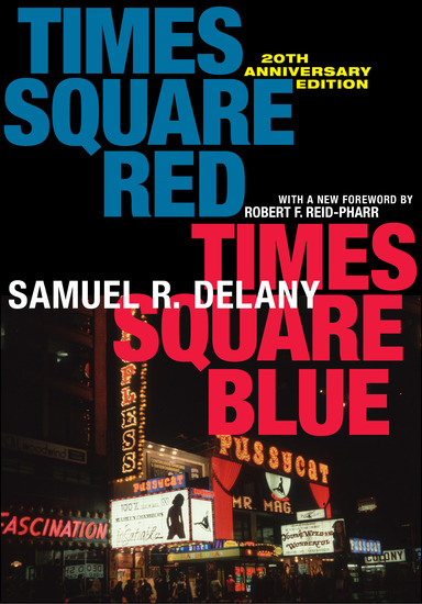 Times Square Red Times Square Blue 20th Anniversary Edition - cover