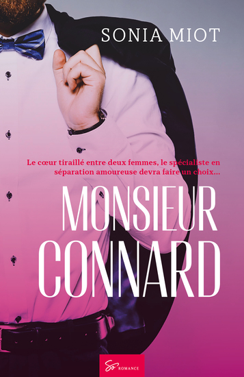 Monsieur Connard - Romance - cover
