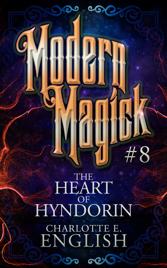 The Heart of Hyndorin - cover