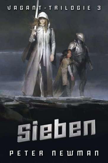 Vagant-Trilogie 3: Sieben - cover