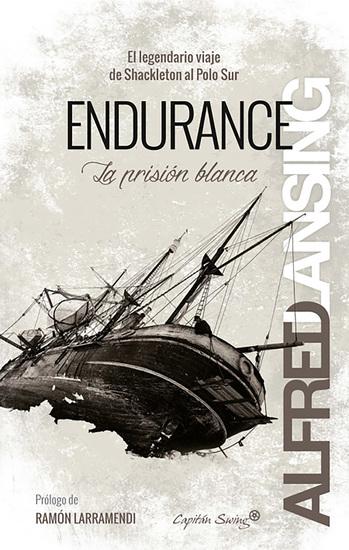 Endurance - La prisión blanca - cover
