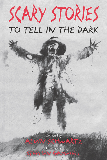 Scary Stories to Tell in the Dark - cover