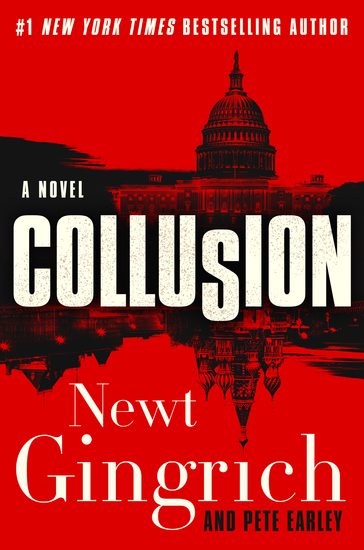 Collusion - A Novel - cover