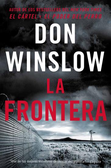 The Border La Frontera (Spanish Edition) - Una novela - cover