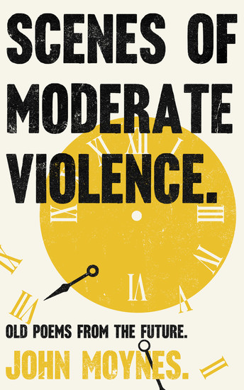 Scenes of Moderate Violence - cover