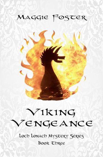 Viking Vengeance: Loch Lonach Mysteries - Book Three - cover