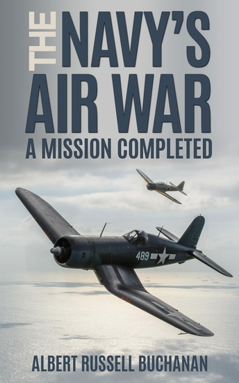 The Navy's Air War - A Mission Completed - cover