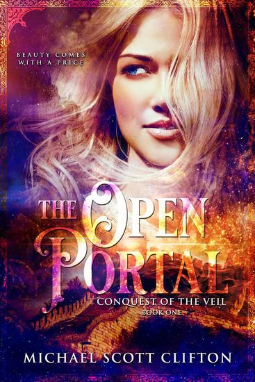 The Open Portal - Conquest of the Veil #1 - cover