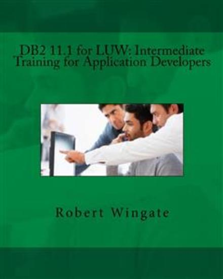 DB2 111 for LUW: Intermediate Training for Application Developers - cover