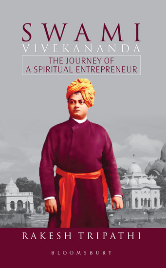 Swami Vivekananda - The Journey of a Spiritual Entrepreneur - cover