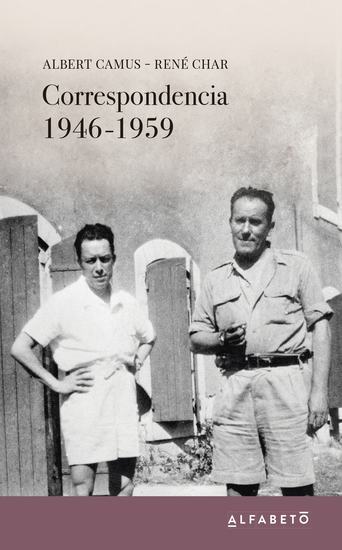Correspondencia 1946-1959 - cover