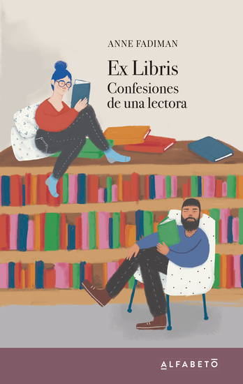 Ex Libris - Confesiones de una lectora - cover