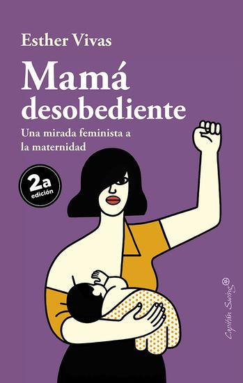 Mamá desobediente - cover