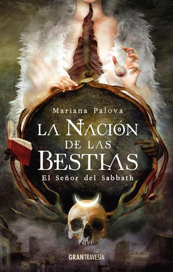 La nación de las bestias El señor del Sabbath - cover