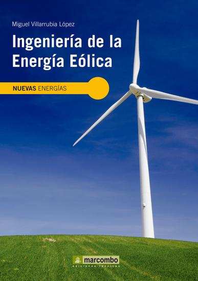 Ingeniería de la energía eólica - cover