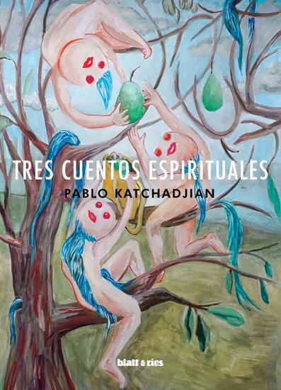 Tres cuentos espirituales - cover