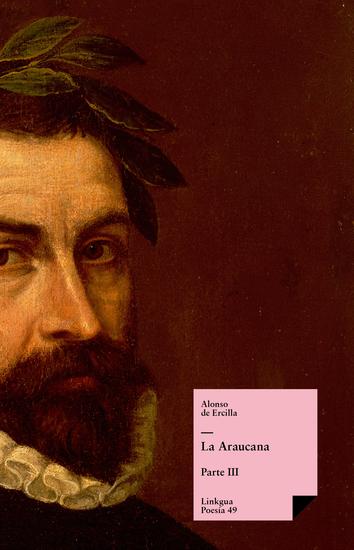 La Araucana III - cover