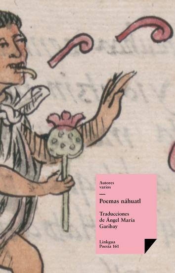 Poemas náhualt - cover