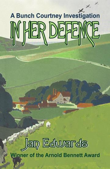 In Her Defence - Bunch Courtney Investigates - cover