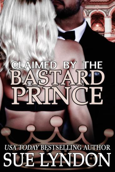 Claimed by the Bastard Prince - cover