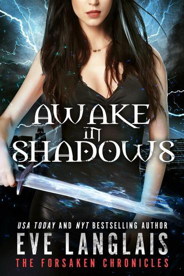 Awake in Shadows - The Forsaken Chronicles #2 - cover