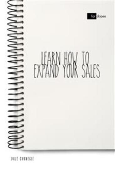 Learn How to Expand Your Sales - cover