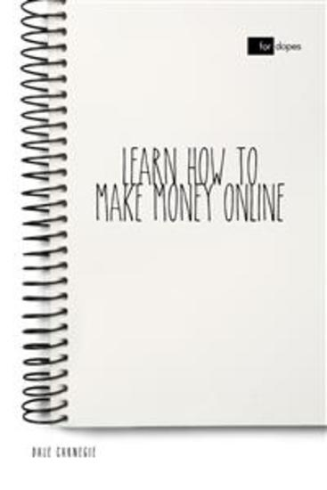 Learn How to Make Money Online - cover
