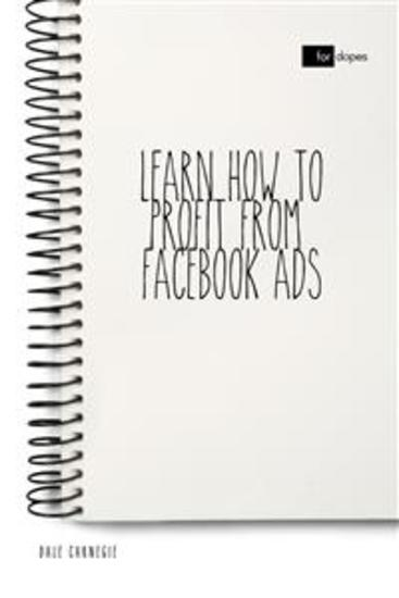 Learn How to Profit from Facebook Ads - cover